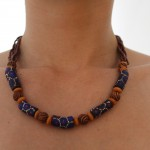 necklacebluebeads